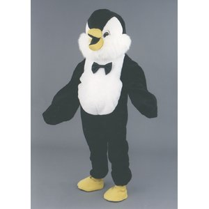 Pinguin im Frack