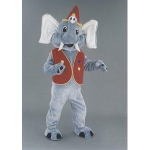 Éléphante Du Cirque