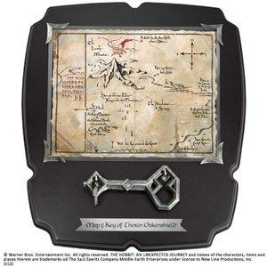 Der Hobbit: Thorin's Schlüssel & Karte zum Erebor 1/1