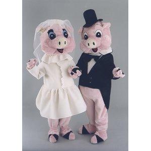 Schweinchen Bräutigam