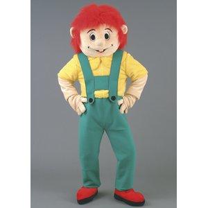 Kobold mit Rotem Haar