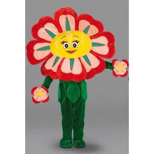 Glückliche Blume
