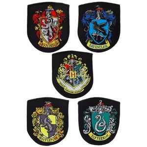 Harry Potter: Hauswappen 5-er Set