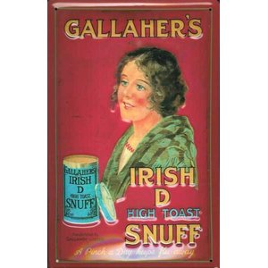 Gallaher's Irish D Snuff