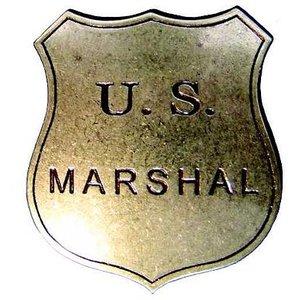 Abzeichen US-Marshall