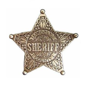 Sheriffstern - Lincoln County