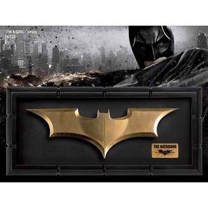 Batman - the Dark Knight Rises: 1/1 Batarang