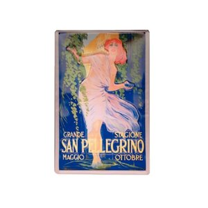 San Pellegrino-Frau