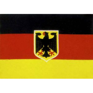 Deutschland mit Adler
