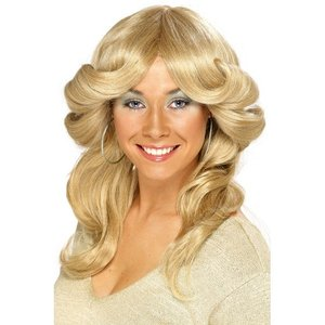 70er Jahre - Classic Blond