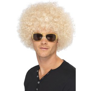 70er Jahre - Funky Afro Blond