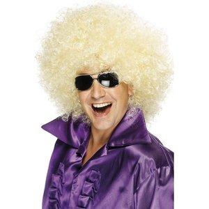 Afro - Bighead Blond