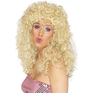 Années 70 - Charlotte blonde