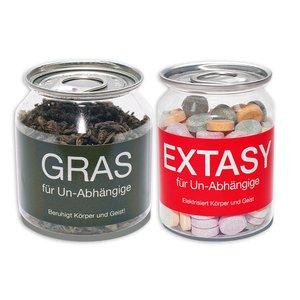 Tee und Brause: Extasy & Gras für Un-abhängige