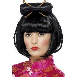 Japanerin & Chinesin - Geisha Lady
