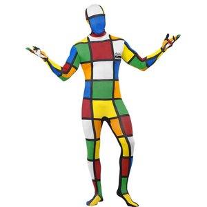 Second Skin - Rubik's Cube