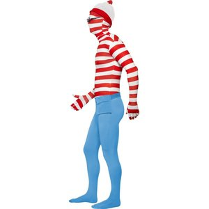 Second Skin: Wo ist Walter? - Where's Wally?