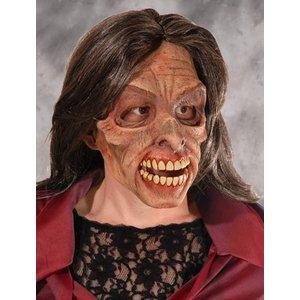 Zombie Frau - lebender Tod