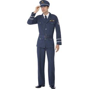 Pilot - Ww2 Air Force Captain