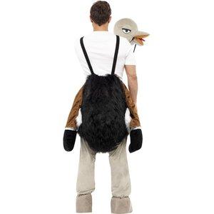 Huckepack - Piggyback: Straussenrennen