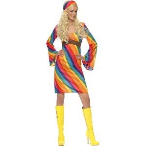 60er Jahre - Rainbow Hippie