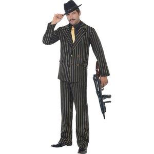 Nadelstreifen Gangster