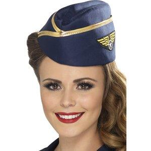Stewardess - Flugbegleiterin - Flight Attendant