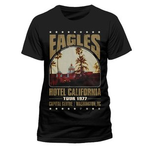 the Eagles: Hotel California Tour