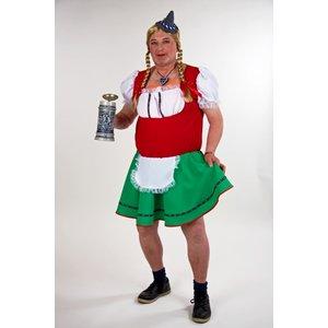 Vestito Alla Tirolese