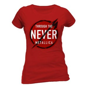 Metallica: Never (womens)