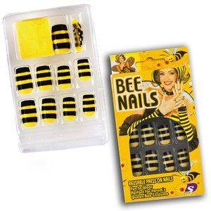 Fingernägel Biene