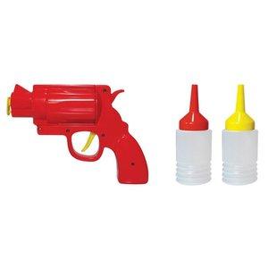 Condiment Gun - Pistolet Moutarde & Ketchup