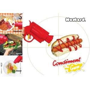 Condiment Gun - Senf & Ketchup Pistole