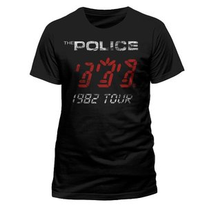 the Police - World Tour