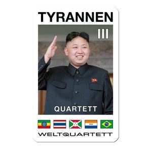 Quartett: Tyrannen III