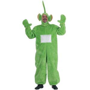 Grüner Antennenmann