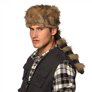 Waschbär - Trapper - Alaska Hunter