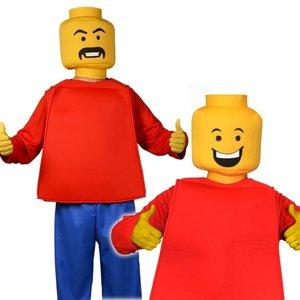 Mr Block Head Original