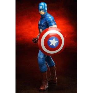 Marvel Comics - Avengers Now: 1/10 Captain America