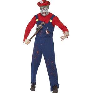 Zombie - Klempner Mario