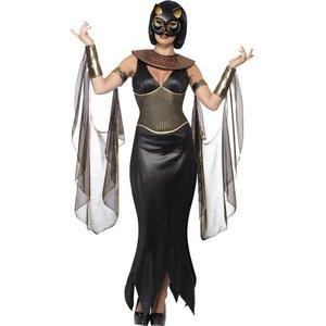 Ägypterin Bastet - Göttin der Katzen