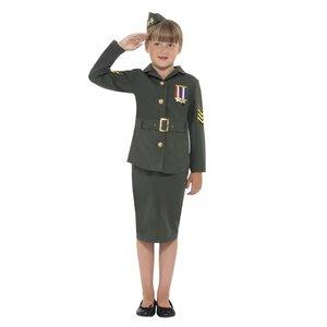 Fille d'armée - Militaire