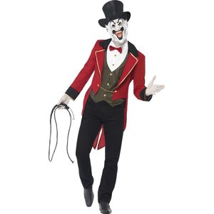 Unheimlicher Zirkusdirektor