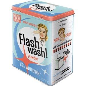 Flash Wash!