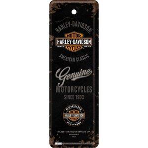 Harley-Davidson: Genuine Logo
