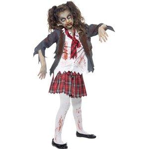 Zombie Schülerin