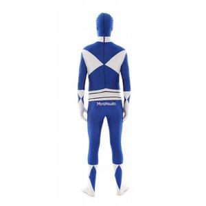 Power Rangers Blau
