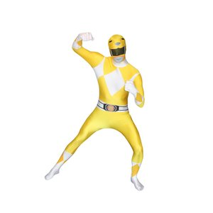 Power Rangers Giallo