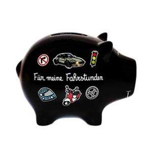 für meine Fahrstunden - Sparschwein