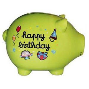 Happy Birthday - Cochon